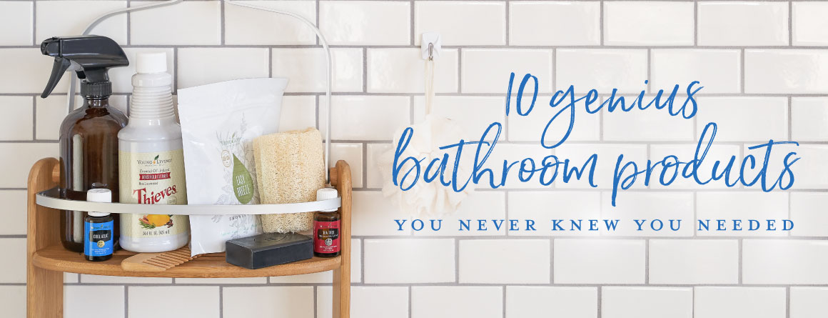 must have bathroom items in a shower caddy