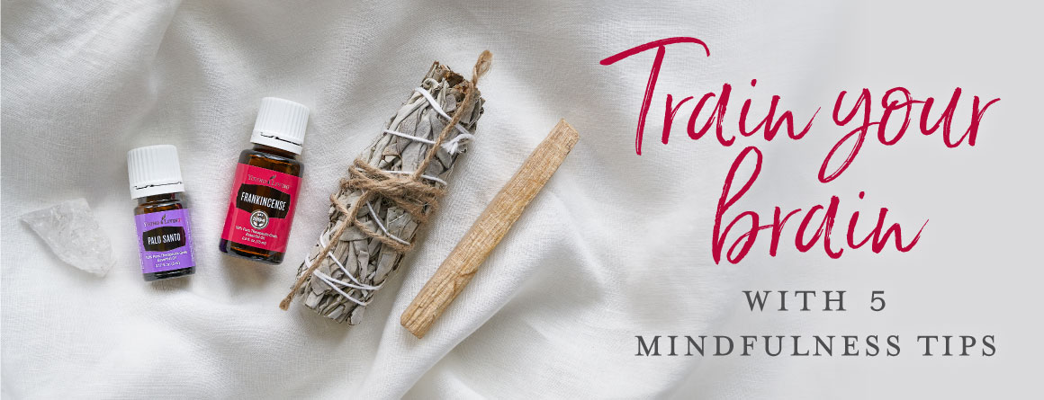 Mindfulness tips: try frankincense, palo santo, and sage