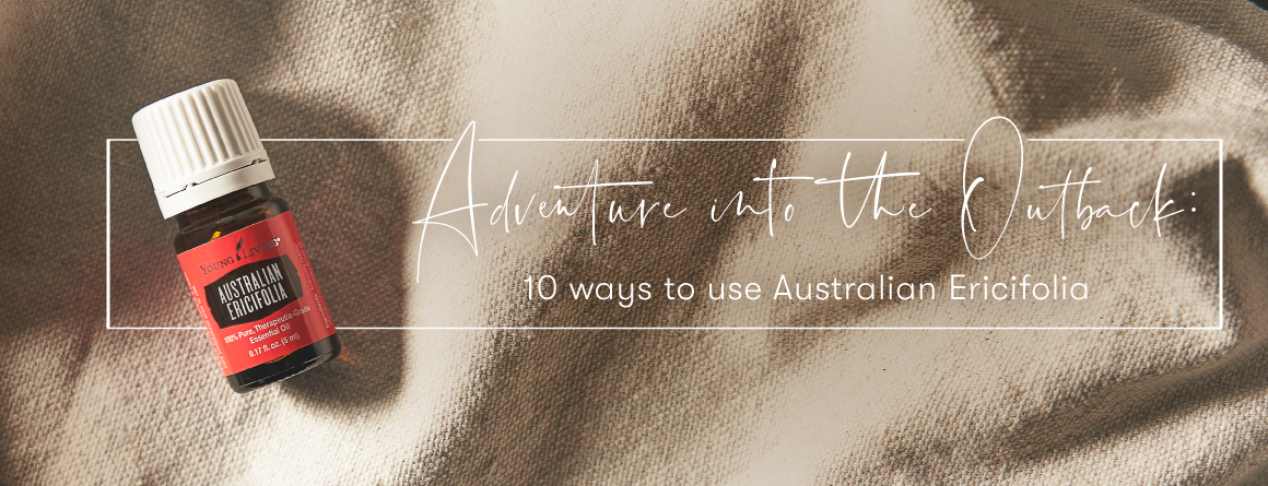 Adventure into the Outback: 10 ways to use Australian Ericifolia