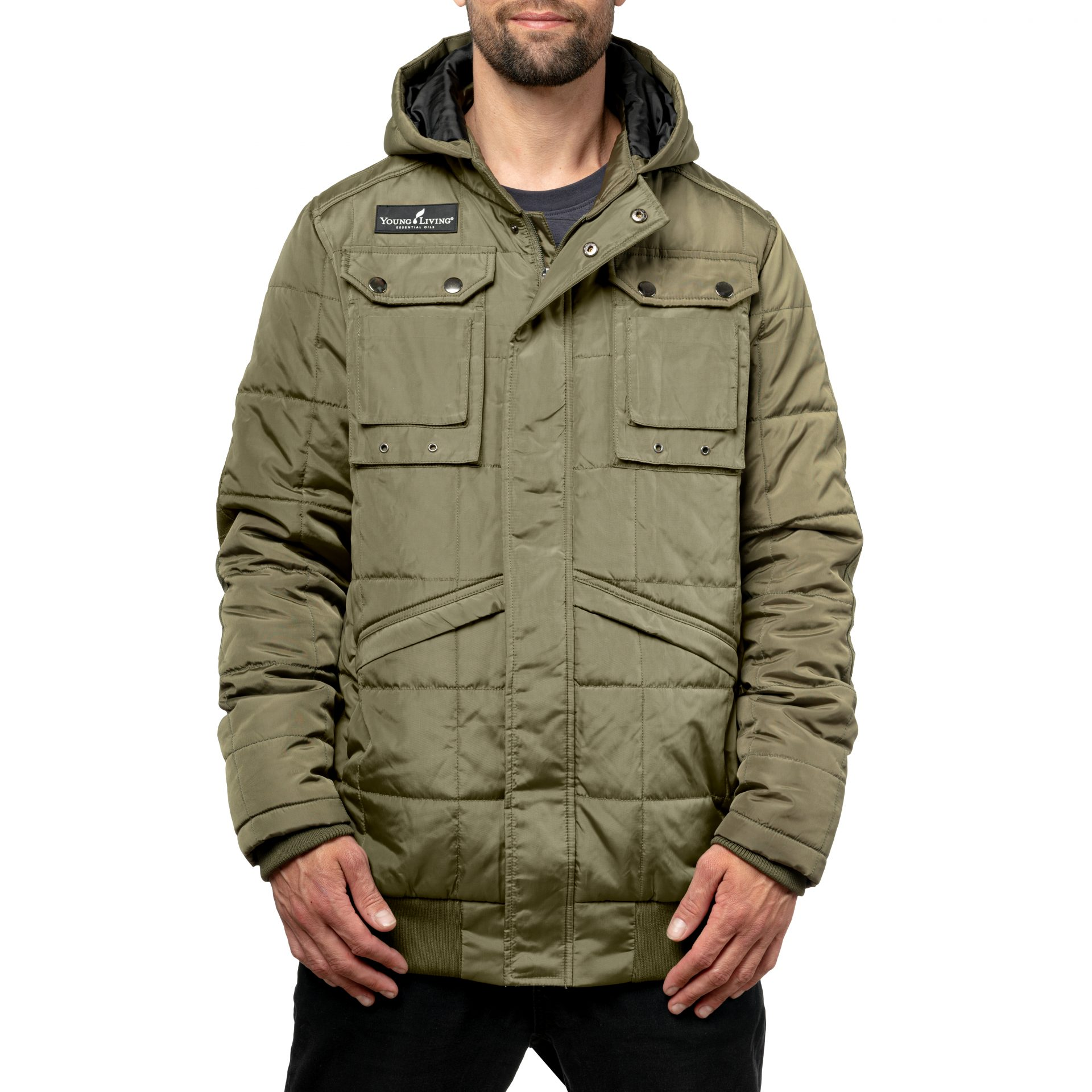 Young Living Insulated Utility Jacket