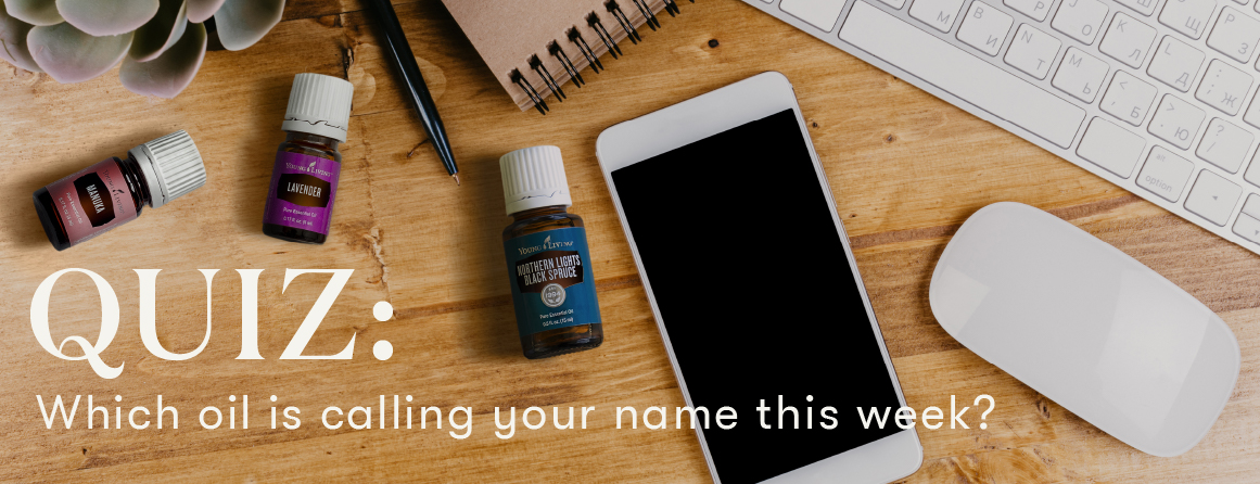 Which Young Living Essential Oil is calling your name
