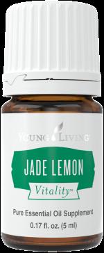 Jade Lemon Vitality Essential oil