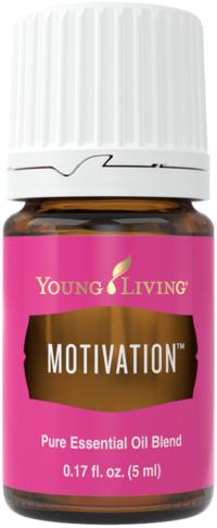 Motivation Essential Oil Blend - Young Living Essential Oils