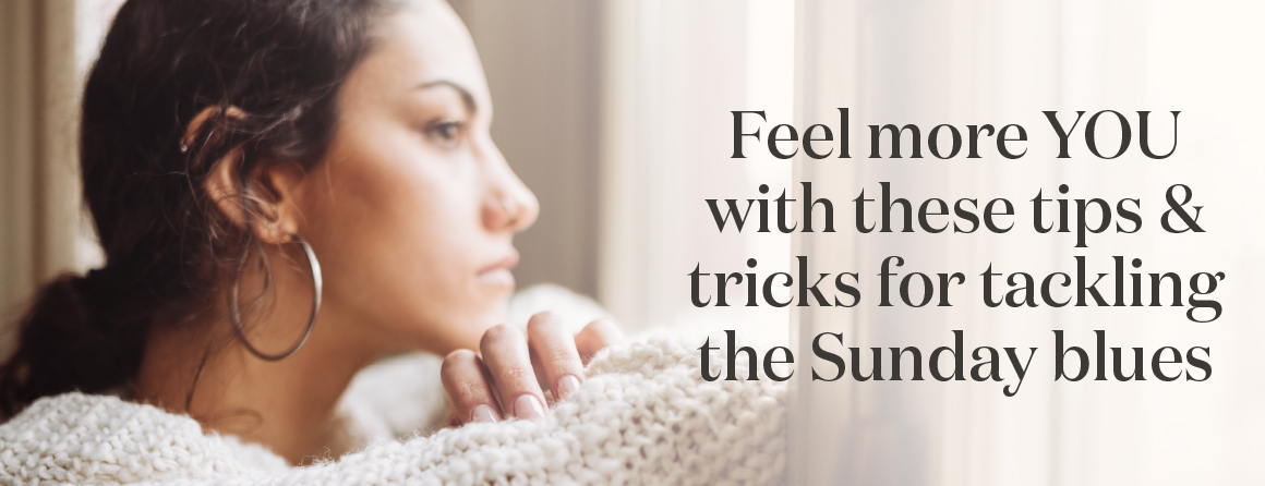 Feel more YOU with these tips & tricks for tackling the Sunday blues - Young Living Lavender Life Blog
