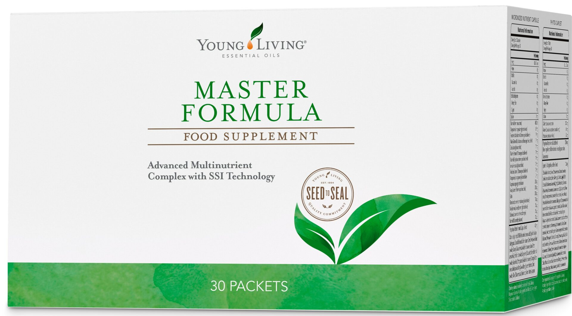 Master Formula - Young Living Essential Oils