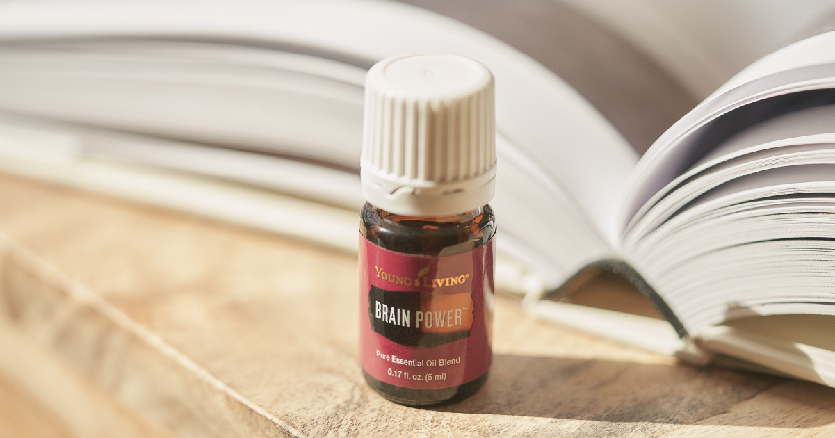 Brain Power Essential Oil Blend - Young Living Essential Oils