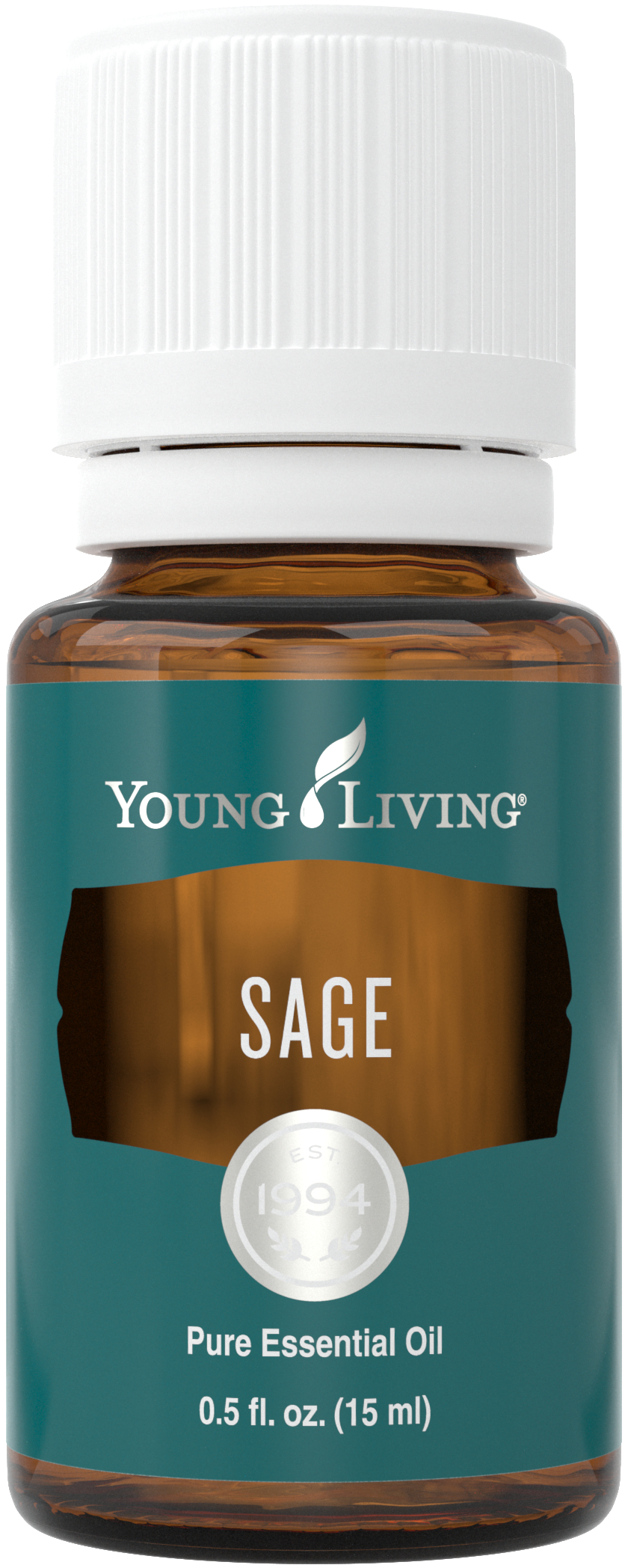 Sage Essential Oil - Young Living Essential Oils