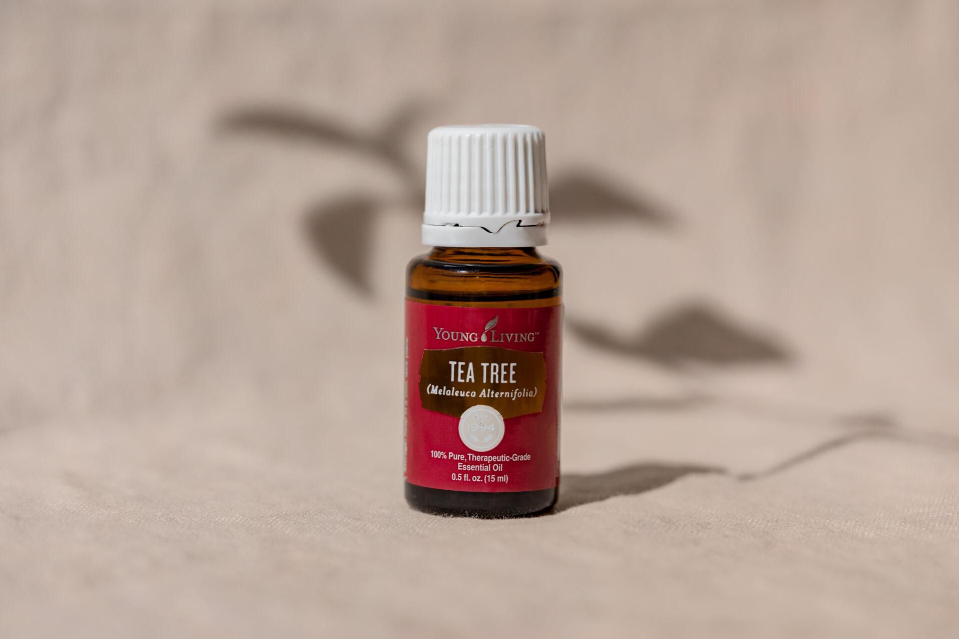 Tea Tree Essential Oil - Young Living Essential Oils